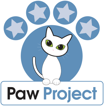 Paw Project ad slick